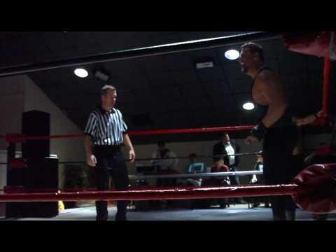 IWA The Brauler Vs. Tommy Mason