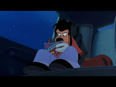 A GOOFY MOVIE | Max changes the road map destination