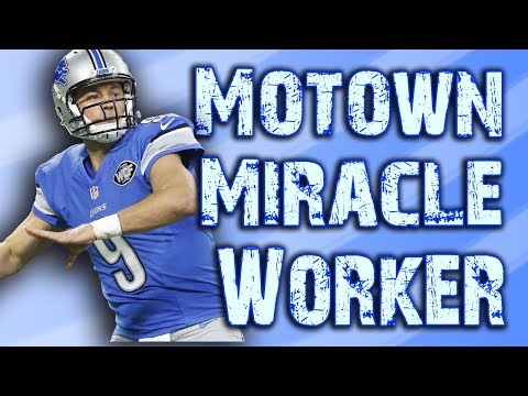 The Film Room Ep. 47: Matthew Stafford - The Motown Miracle Worker