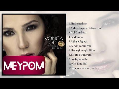 Yonca Lodi - Söyleyemedim (Official Audio)