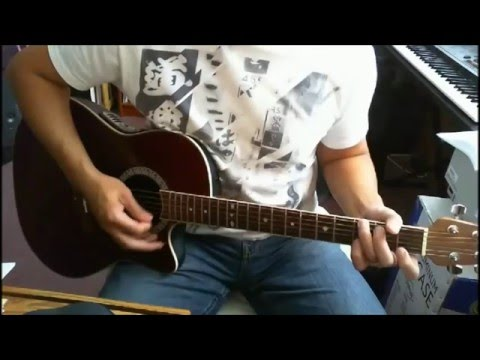 Love Never Fails By Brandon Heath - Guitar Instructional Lesson