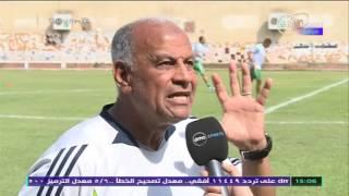 دورى dmc - لقاء مع كمال عتمان المدير الفنى لفريق السكة الحديد ومحمد اسماعيل المدير الفنى لـ الزرقا