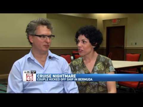 Cruise Nightmare Couple Kicked Off The Ship In Bermuda