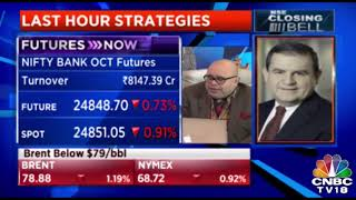 NSE Closing Bell | Sensex Ends 287 pts Lower, Nifty Below 10,150; IT, Pharma Indices Fall By 3%
