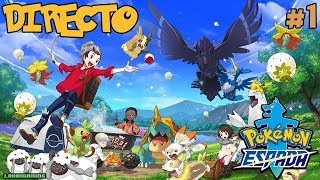 Vídeo Pokémon Espada y Escudo