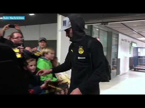 Dortmund Airport: Die BVB-Rückkehr aus Berlin