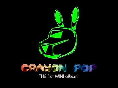 Crayon Pop - Bing Bing [Audio/DL]