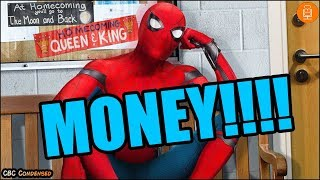 Spider-man homecoming is crushing expectations