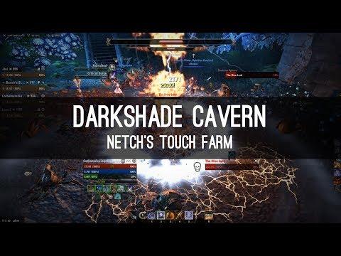 Darkshade Cavern grind - Morrowind