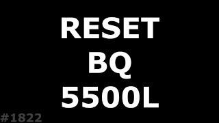 Жорсткий скидання БК 5500L заздалегідь