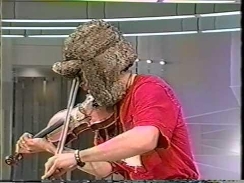 Ashley Macisaac-News Show in Japan,1997
