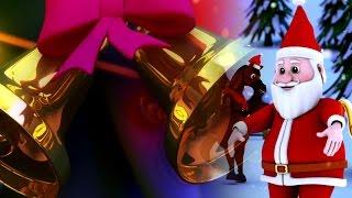 Jingle Bells | Musique pour enfants | Chanson de Noël pour les enfants | Christmas Song For Kids
