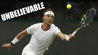 The Day Rafael Nadal Was Crushed By 135th Ranked Player *must Watch*