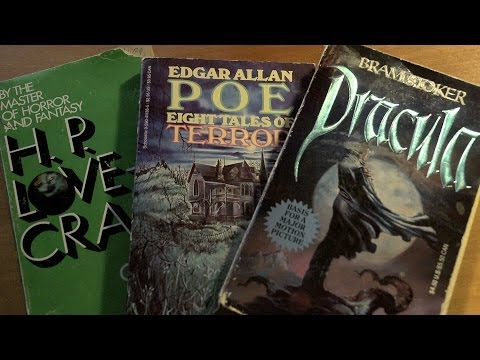 Horror and Sci-Fi Fiction – Lookin' at Books (Episode 9)