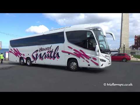 UK Coach Rally Blackpool 2018