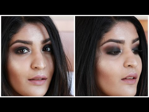 GRWM | Get Ready With Me For YouTube FanFest Red Carpet #YTFF | Classic Smokey Eyes