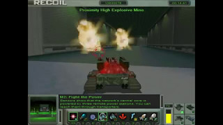 Recoil [1999 Tank Game] Level 6 / Final Level [NO COMMENTARY]