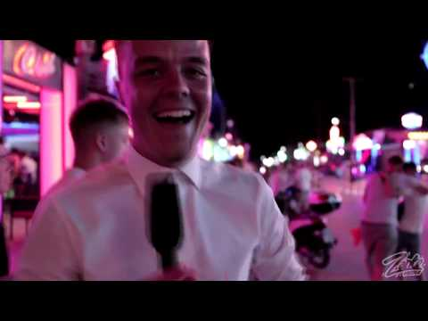 The Zante Strip Interviews! ( Funny Drunk Chat)
