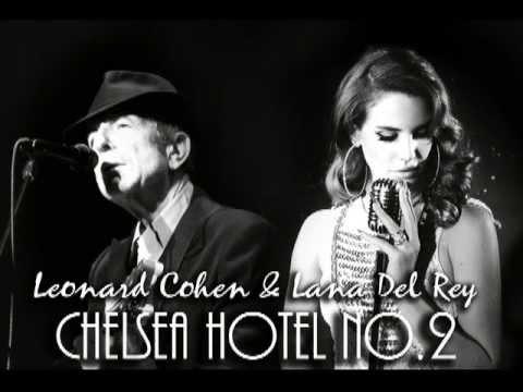 chelsea hotel chords lana del rey