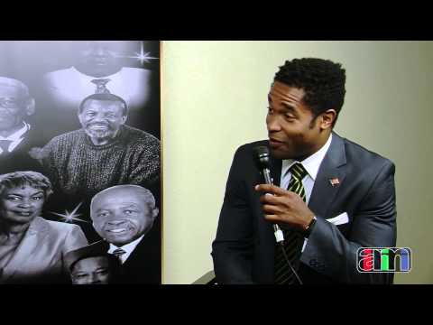 Black Legend Awards-Interview Dr  Frank S  Greene