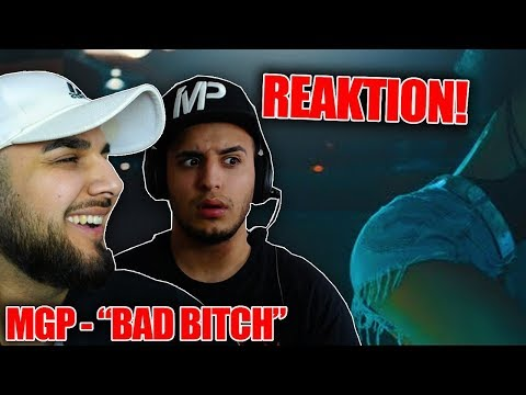 Reaktion auf Bad Bitch  Musik MGP