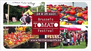 Brussels Tomato Festival 2019