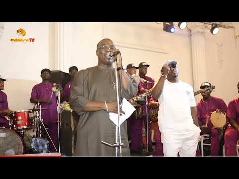 Download K1 DE ULTIMATE SERENADES WEDDING CEREMONY OF JUWON AND YETUNDE IN LAGOS