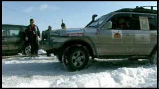 Экспедиция Трофи 2010 Великий Устюг - Томск(Настоящая Сибирь! Настощие мужики! Настоящая битва в снежной пустыне!, 2010-03-05T07:21:57.000Z)