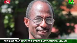 Eye Witness Account of what happened at the NDC Ashanti Regional Office