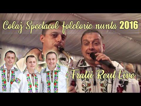 Frații Reuț - Spectacol folcloric Nuntă 2016