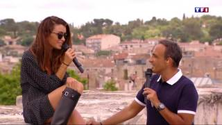 "Jenifer - Promotion ""Paradis Secret"" JT de TF1 (17 / 06 / 16)"