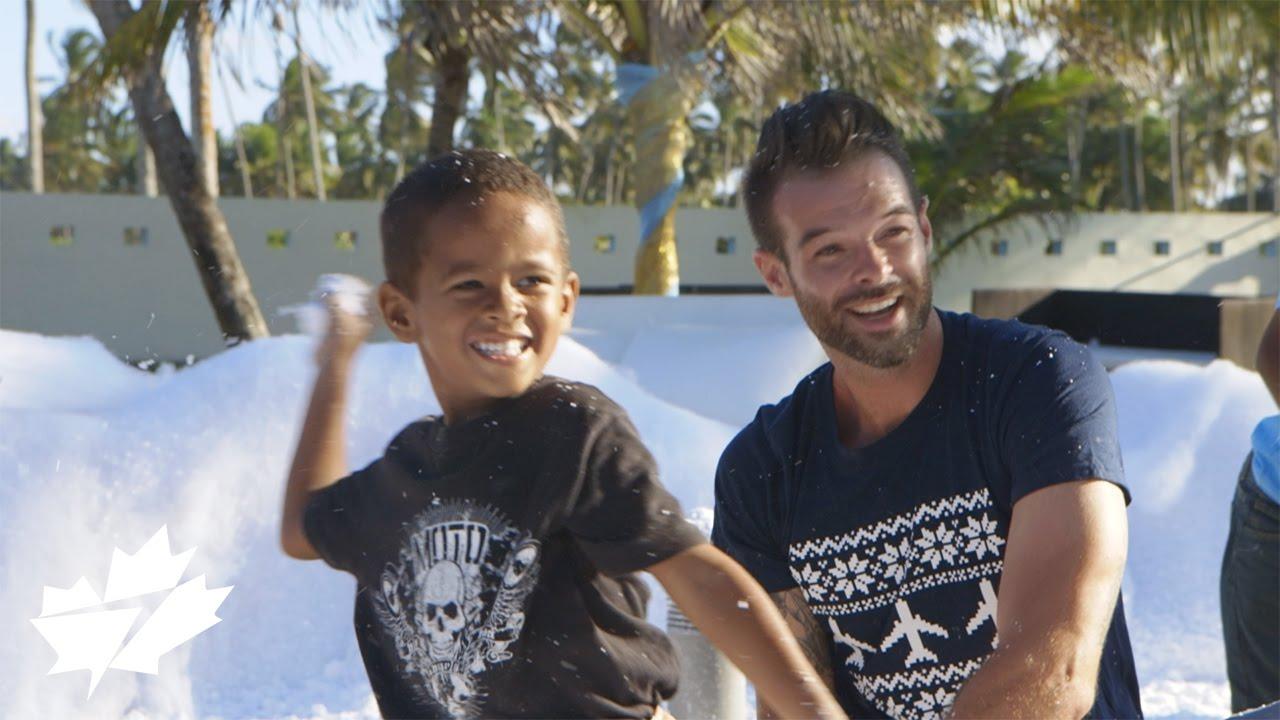 WestJet Christmas Miracle: Spirit of Giving - YouTube