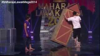 Sorotan Maharaja Lawak Mega 2014 - Minggu 5