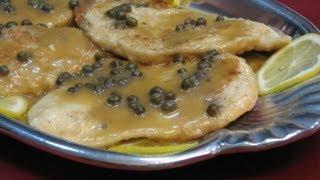 Classic Chicken Piccata - Lynn