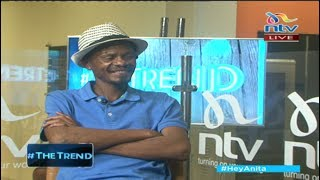'Githeri man' on how his life has changed since his photo went viral