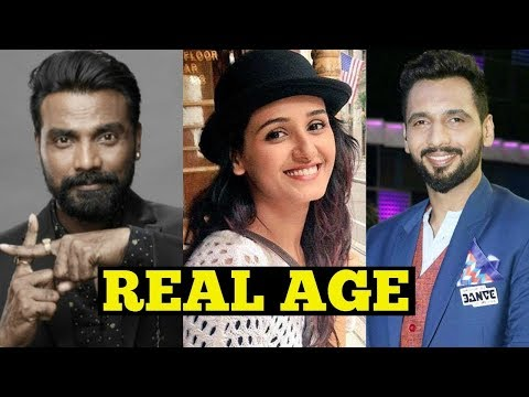 Real Age Of Dance Plus Season 3 Judges in 2017