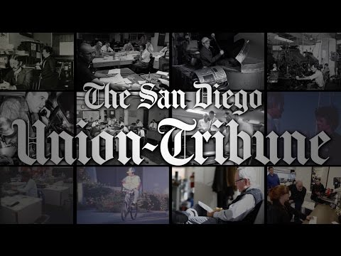 San Diego and the Union-Tribune