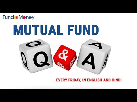 Mutual Fund Q&A----July 21, 2017