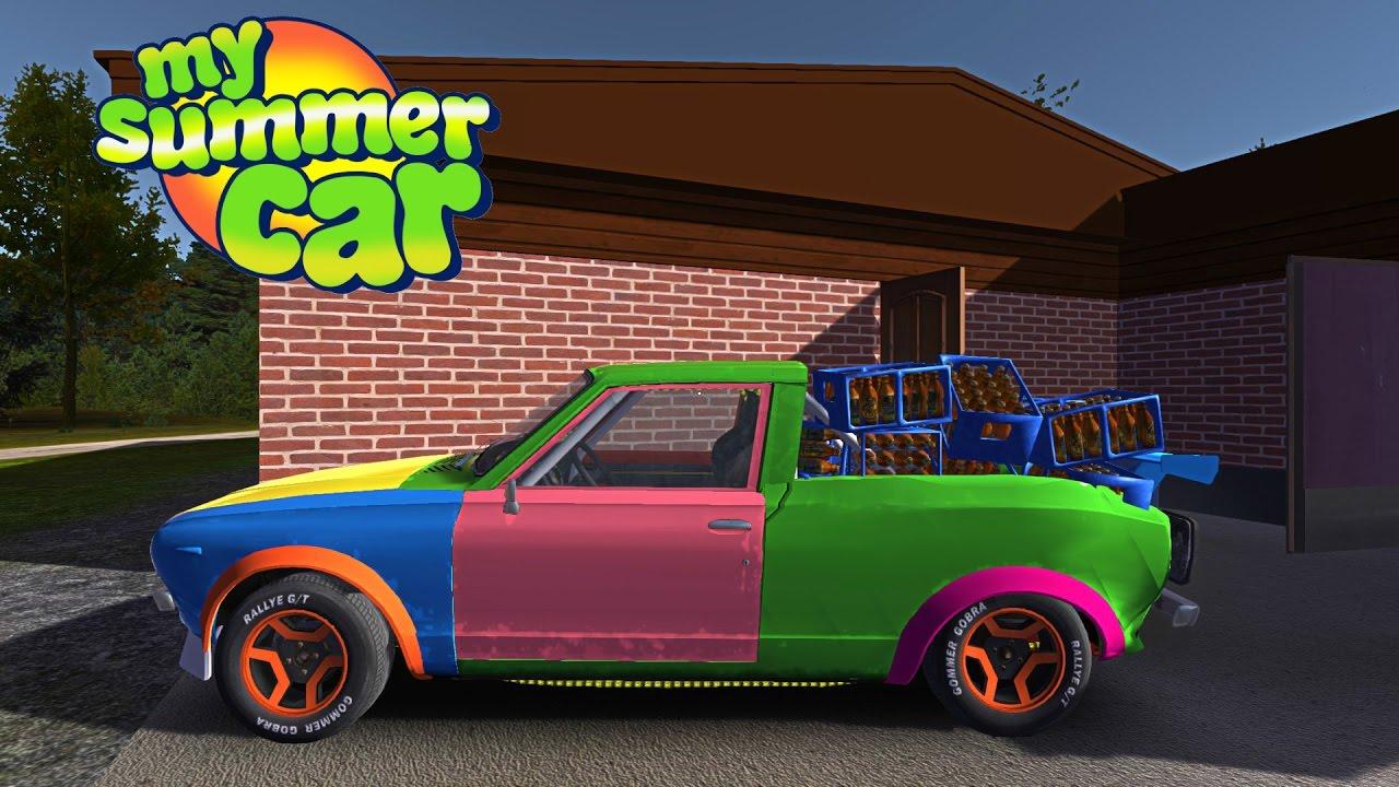 My Summer Car #37 | My Summer Truck - YouTube