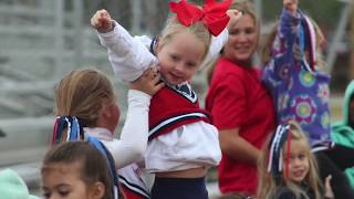 i9 Sports 352- South Wilmington Cheer Highlights 10/27/18