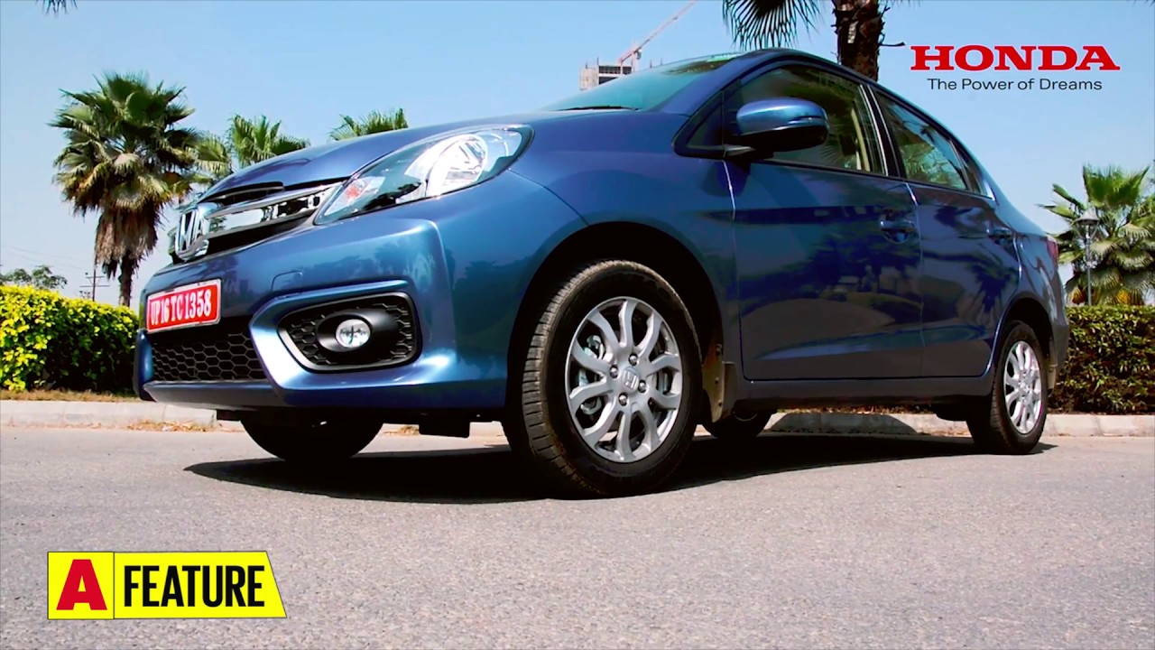 How Much Does The Honda Amaze Really Cost To Own?   Sponsored Feature
