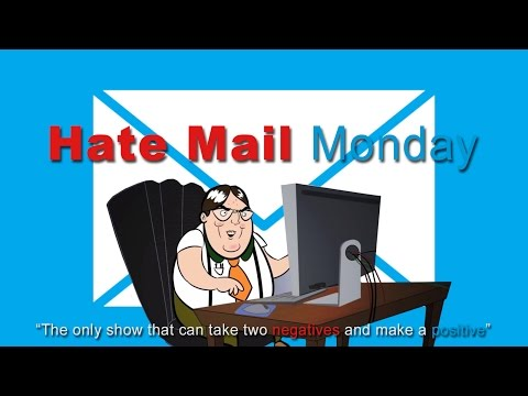 HATE MAIL MONDAY w/JDfromNY - Roman Reigns Cut the GREATEST Promo Of ALL TIME!