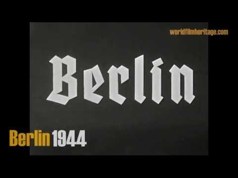 Berlin 1944 - Fliegeralarm - Schutzraum- Villenviertel - Grunewald