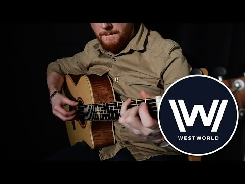 Westworld Main Title Theme (HBO) - Fingerstyle Guitar Cover - CallumMcGaw + FREE TAB