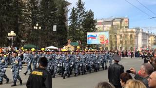Парад Томск 2015#2