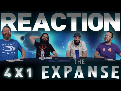 """Download The Expanse 4x1 REACTION!! """"New Terra"""""""