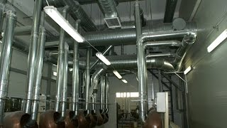 видео Обслуживание вентиляционных систем и дымоудаления