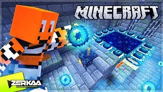 ACTIVATING The End Portal! (Minecraft #33)