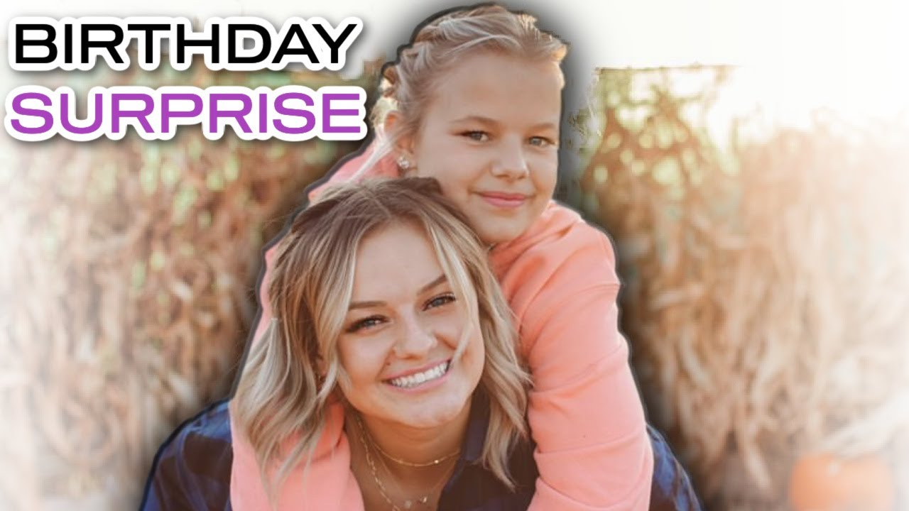 Download Special Birthday Surprise For Reese | Kesley Comes Home