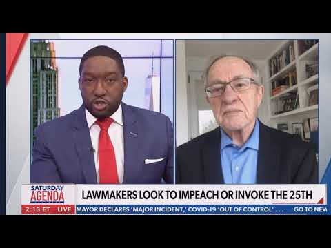 Download Alan Dershowitz Interview NEWSMAX 1 9 21 wJoe Pinion